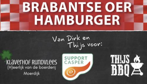 Brabantse Oer Hamburger