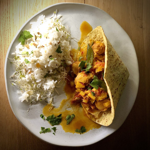 Kip curry madras